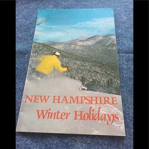 Vintage NH Ski Guide